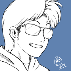 New avatar for 2015 by Shaw-exe