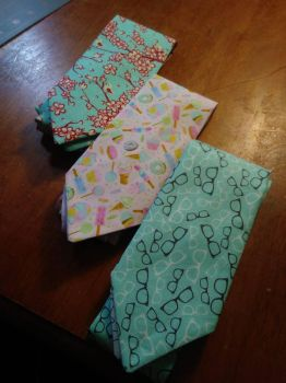 Cute Neckties by MechanicalApple