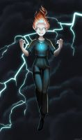 Shatter Me by naomi2321