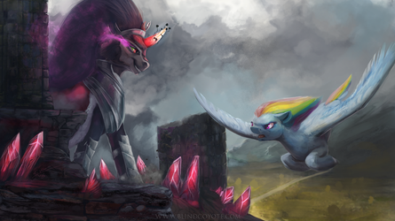 Final Stand by BlindCoyote