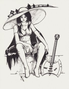 Marceline by Takumagoroshi