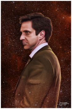 Frederick Chilton - The Contracting Universe by thecannibalfactory