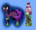 Ribena by cobratanaki