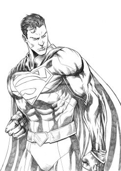New superman by mikemaluk