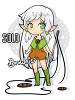 Brownie (Elf) Adopt - Closed by SyT-Adopts