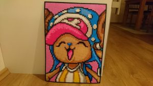 Tony Tony Chopper big portrait by MagicPearls