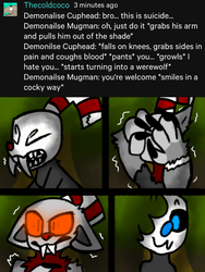 Ask #164 by Triocat