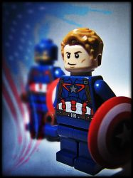 Captain Rogers by guyver