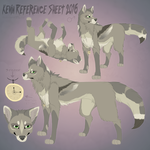.: Kevin Reference Sheet 2016 :. by MorningAfterWolf