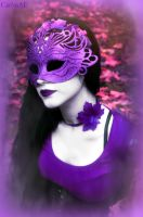 The Lavender of Masquerade by CarlosAE