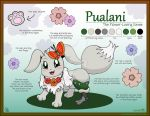 Pualani Reference Sheet by MeMiMouse