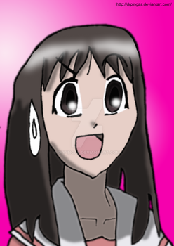 [REQUEST] Azumanga Osaka by DrPingas