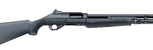 Benelli Nova tactical shotgun by bloggs