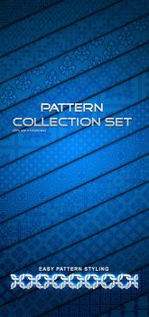 Pattern Collection Set by ArtoriusGothicus