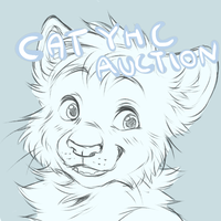 YCH Feline YCH Auction (ends today!) by dexikon