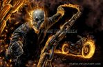 Ghost Rider by VinRoc