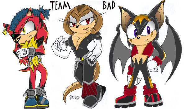 Team Bad by combatmaster