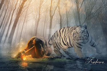 Forest_ice__Tiger_Protect_3 by mfcbelt