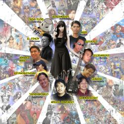 D pinoy artist i look up to... by TeardropTC
