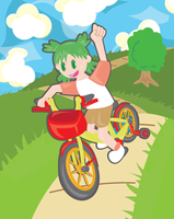 Nothing But Daily Adventures for Yotsuba by CaptnPenguin