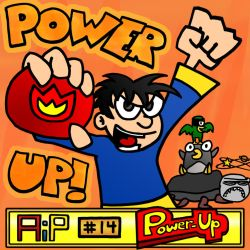 AiP #14: Power-Up by benlandis