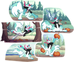 Cherry Splash - Farming Trial by TawnySoup