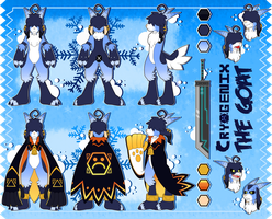 Cry the Goat - Reference Sheet by Cryogenix-I
