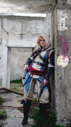 Female Edward Kenway AC Black Flag by ShinjusWorkshop