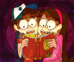 mystery twins by finnick-odairs