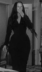 Marymorticia Big hips by hngr2013