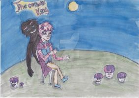 The cupcake King (contest) by AnnHolland