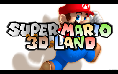 Super Mario 3D Land - Wall by BrentDennison