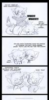 Think of the KIDS - comic by KeyshaKitty