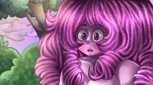 Wide Eyed Rosey {Screenshot Redraw} by Shimmer-Shy