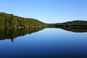 Glass Lake by Shouldofducked