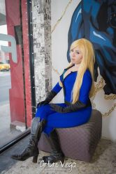 invisible woman by Ari-doll