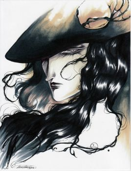 Vampire Hunter D by Giname