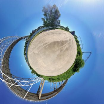Tiny Planet by TheSecretWhisper