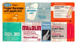 1960s Medical Supplies by cubemb