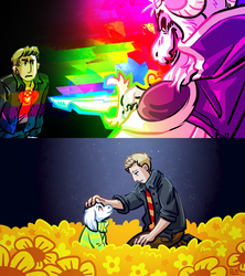 The Misanthropic Lord finishes UNDERTALE by neonUFO
