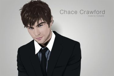 Chace Crawford by rockable