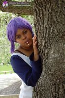 Mizore: Forever stalking by stkbayfield