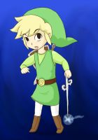 Toon Link by I-Freezy
