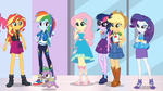 MLP Equestria Girls A Fine Line Moments 5 by Wakko2010