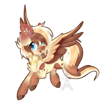 Heavenly Hazelnut by Silent-Shadow-Wolf