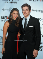 nina dobrev and daniel sharman, manip. by larriereligion