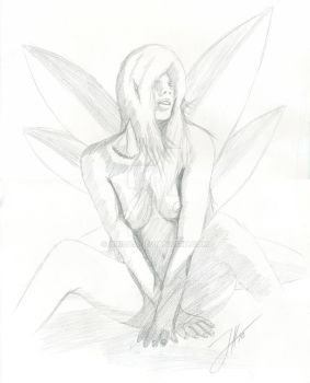 Nude Fairy by Nirdas