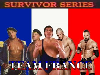 Team France by ThePeoplesLima