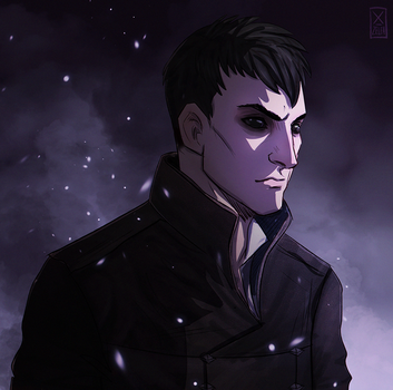 the outsider by X-ZELFA