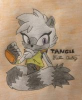 Tangle the Lemur by HyperShadow92